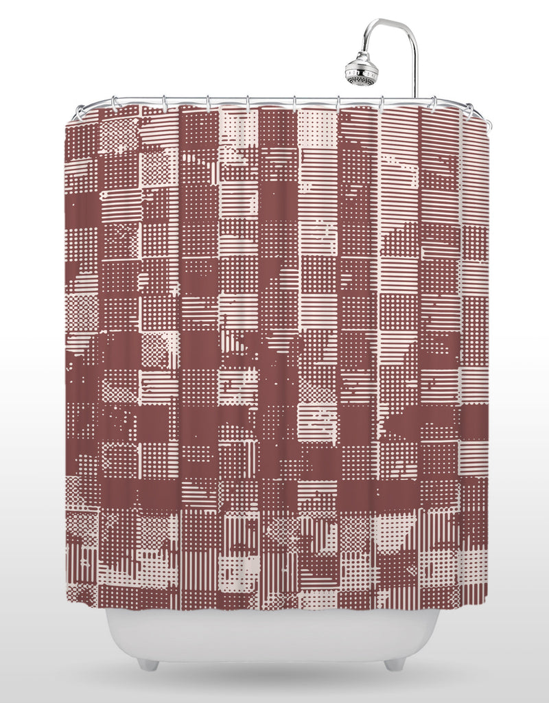 Strnad Shower Curtain #10