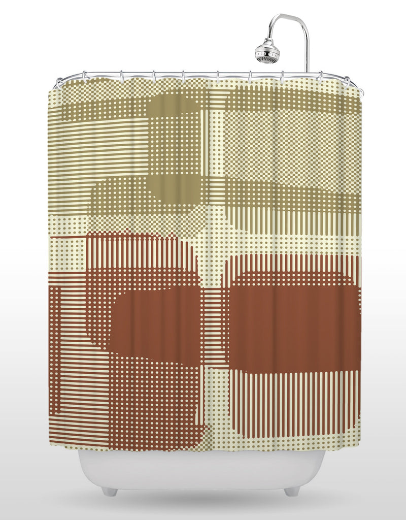 Strnad Shower Curtain #11