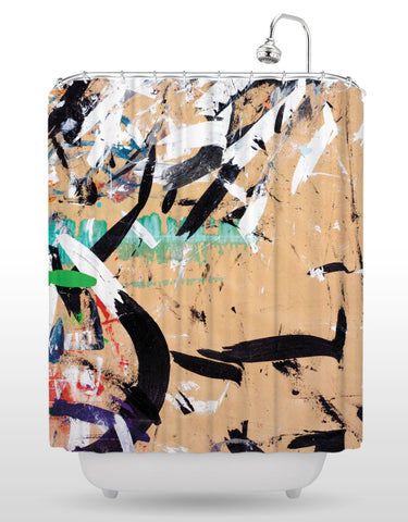 Abbot Kinney Shower Curtain