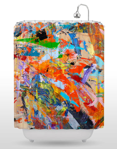 Andalusia 2 Shower Curtain