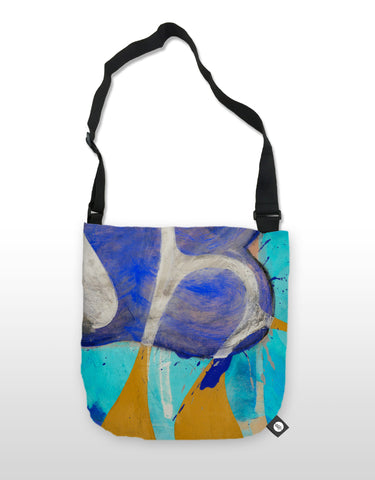 Gold Flash Tote