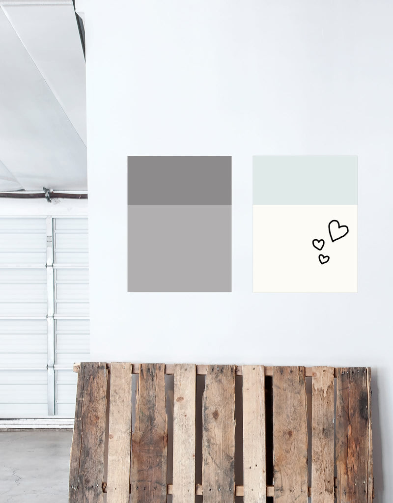 Color Block Dry Erase, Small
