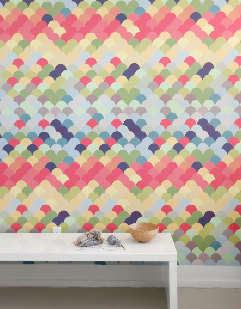 Fishwall ~ Pattern Wall Tiles