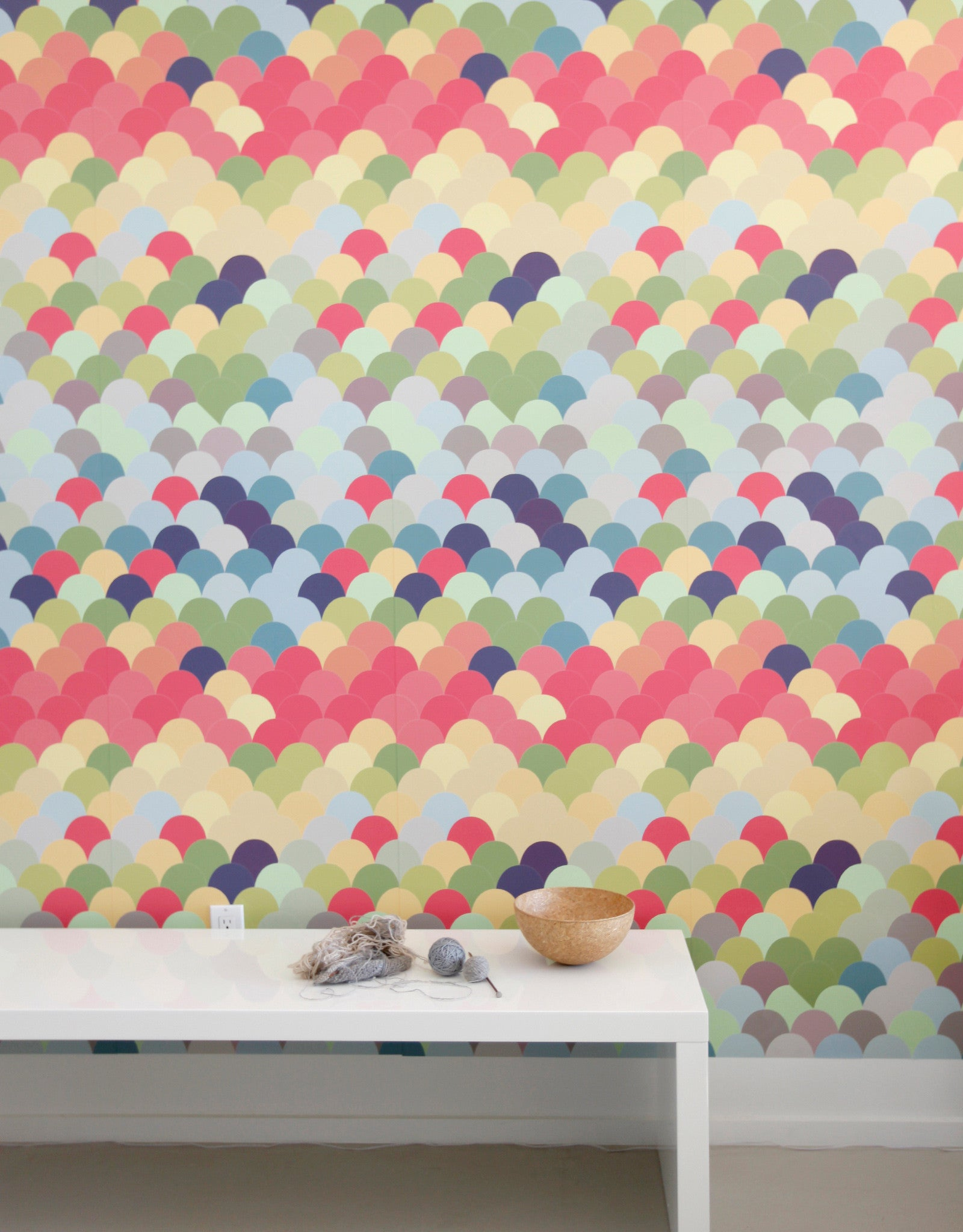 Fishwall ~ Pattern Wall Tiles : blik wall decal - www.pureclipart.com