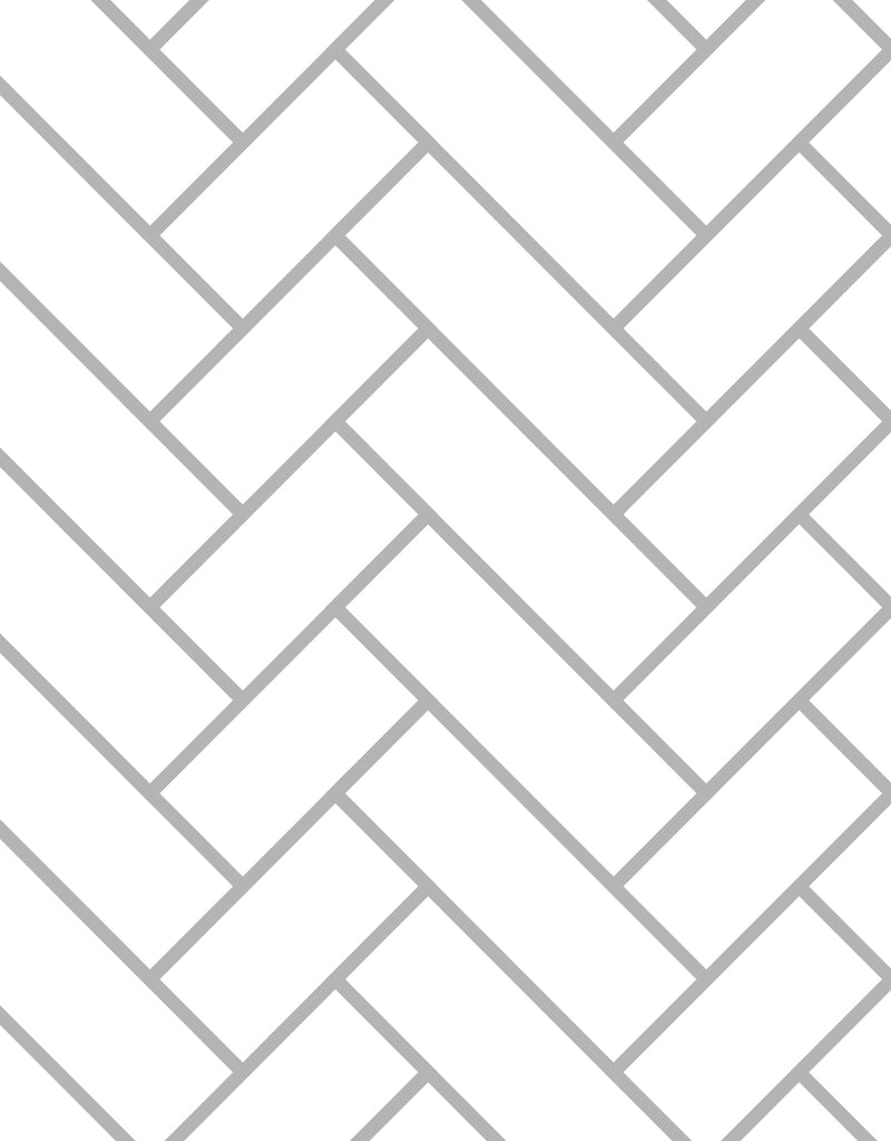 Herringbone Wall Panels