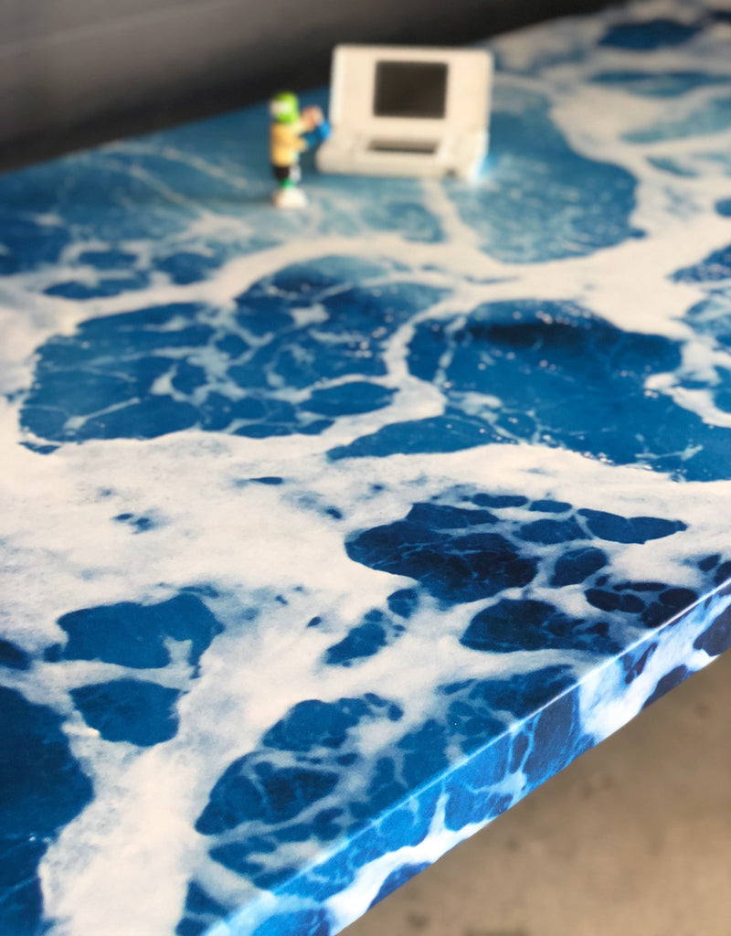 Sea Foam Surface Skin