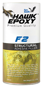 F2 Structural Adhesive Filler - ALL