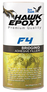 F4 Bridging Adhesive Filler - ALL
