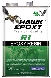 Hawk Epoxy R1 Resin - ALL