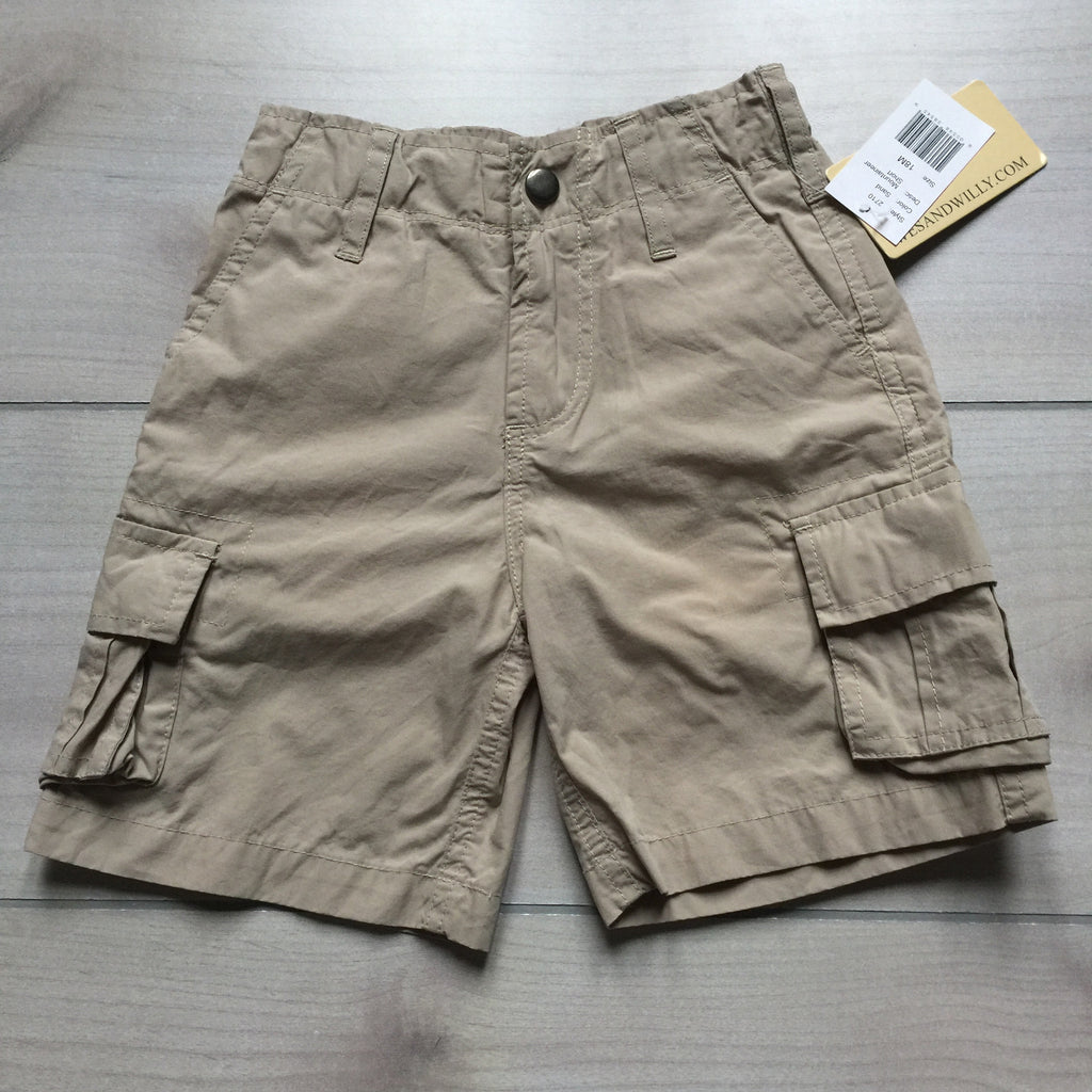 NEW Wes & Willy Sand Colored Mountaineer Short