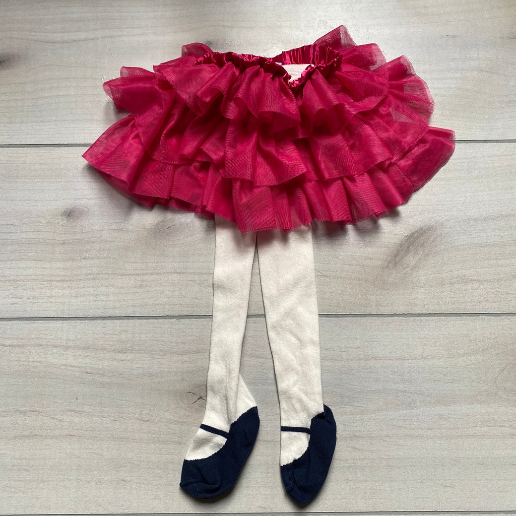 Gymboree Tutu Skirt with Tights