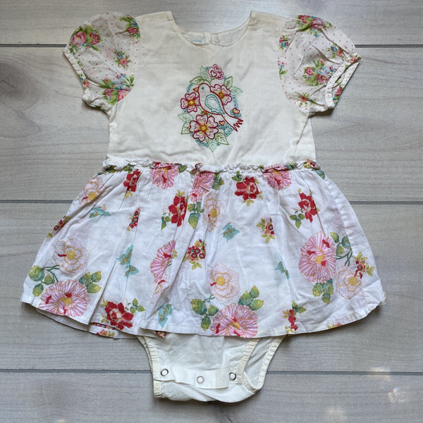 Room Seven Bird Romper