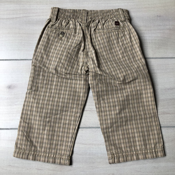 NEW Tea Collection Hahoe Plaid Pants