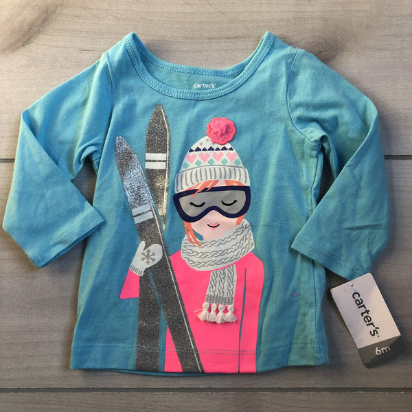NEW Carter's Skier Shirt