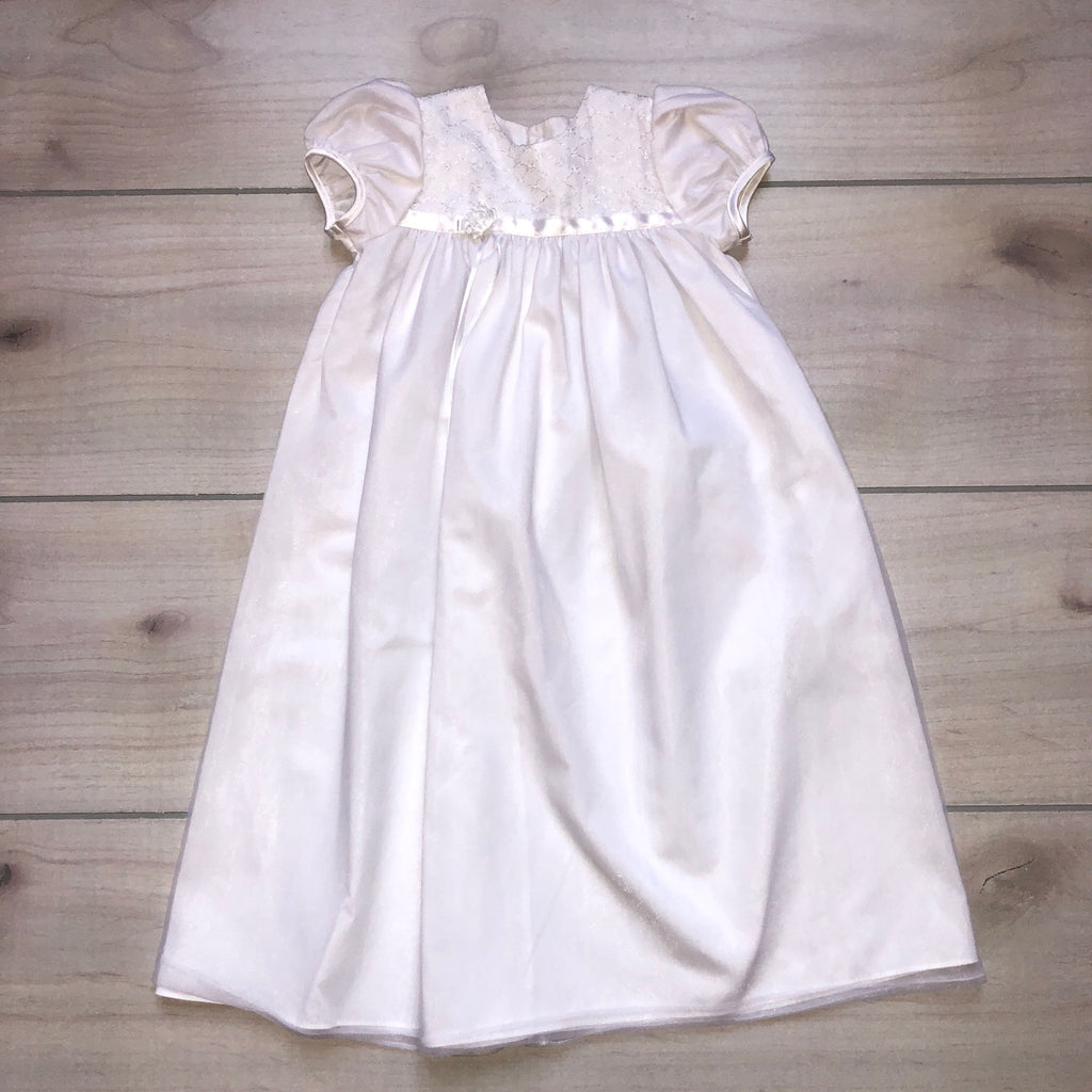 NEW Little Things Mean a Lot Christening Gown