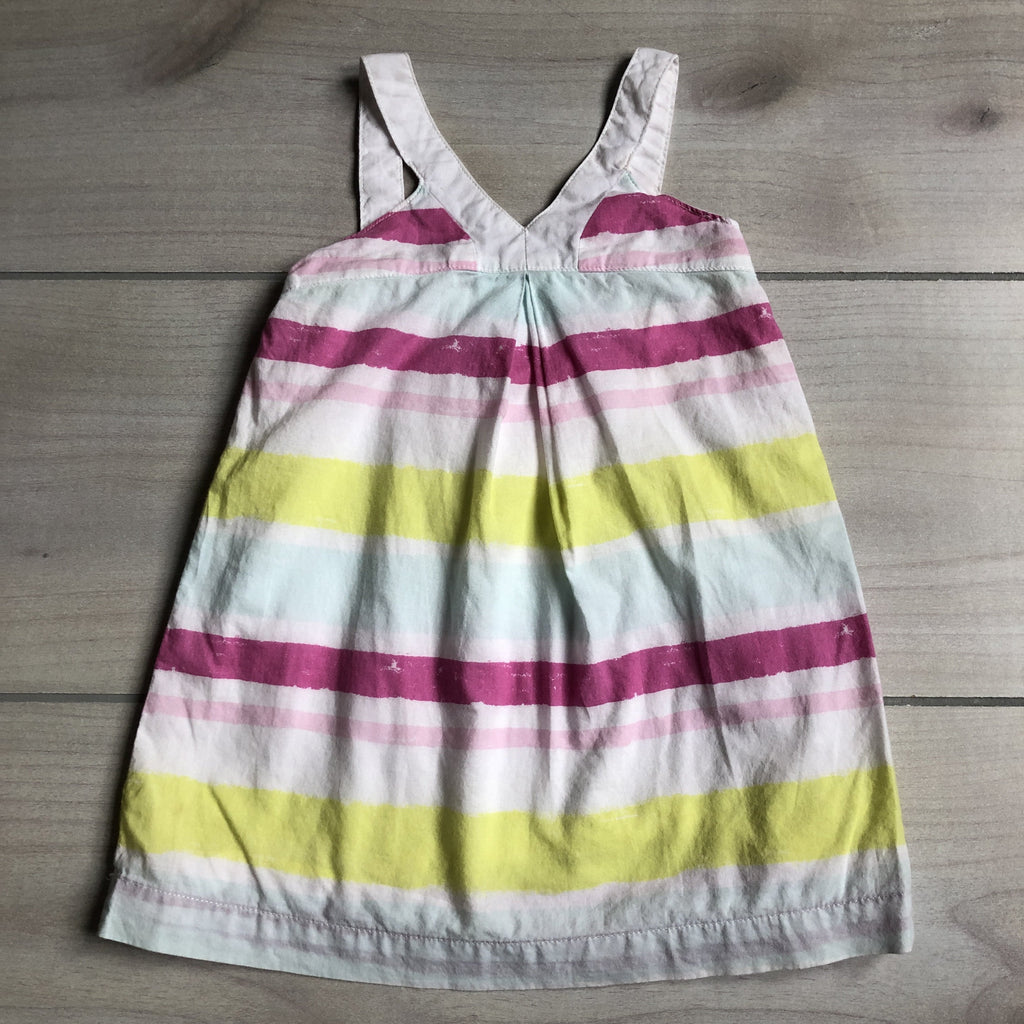 Baby Gap Multi-Colored Striped Sundress - Sweet Pea & Teddy