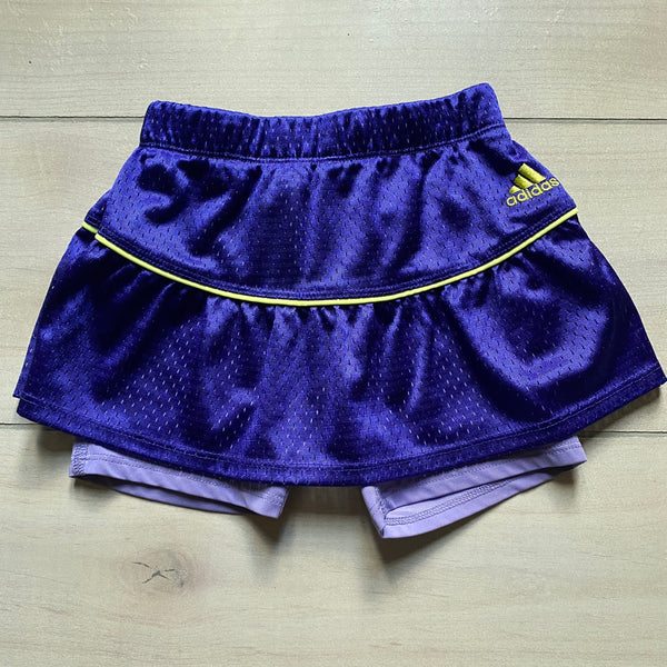 Adidas Purple Performance Skort