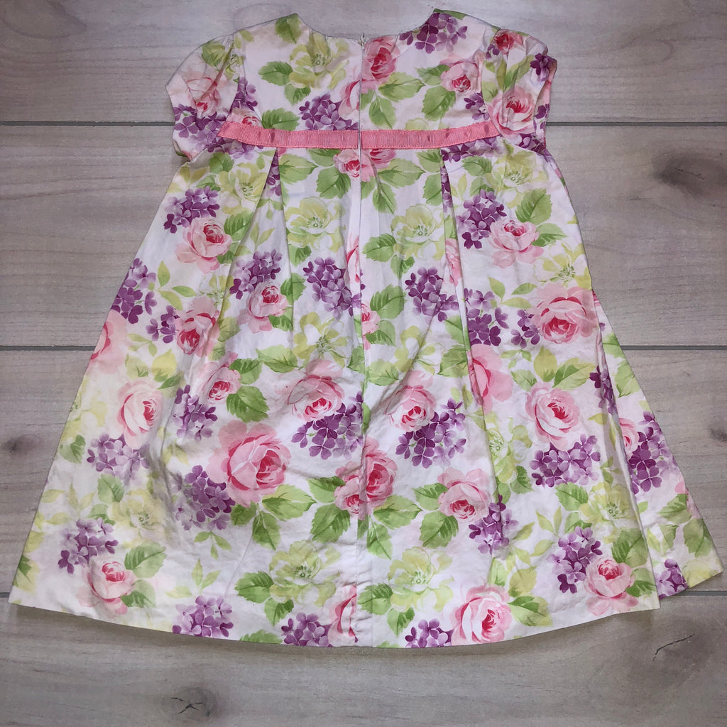 Hartstrings Floral Dress