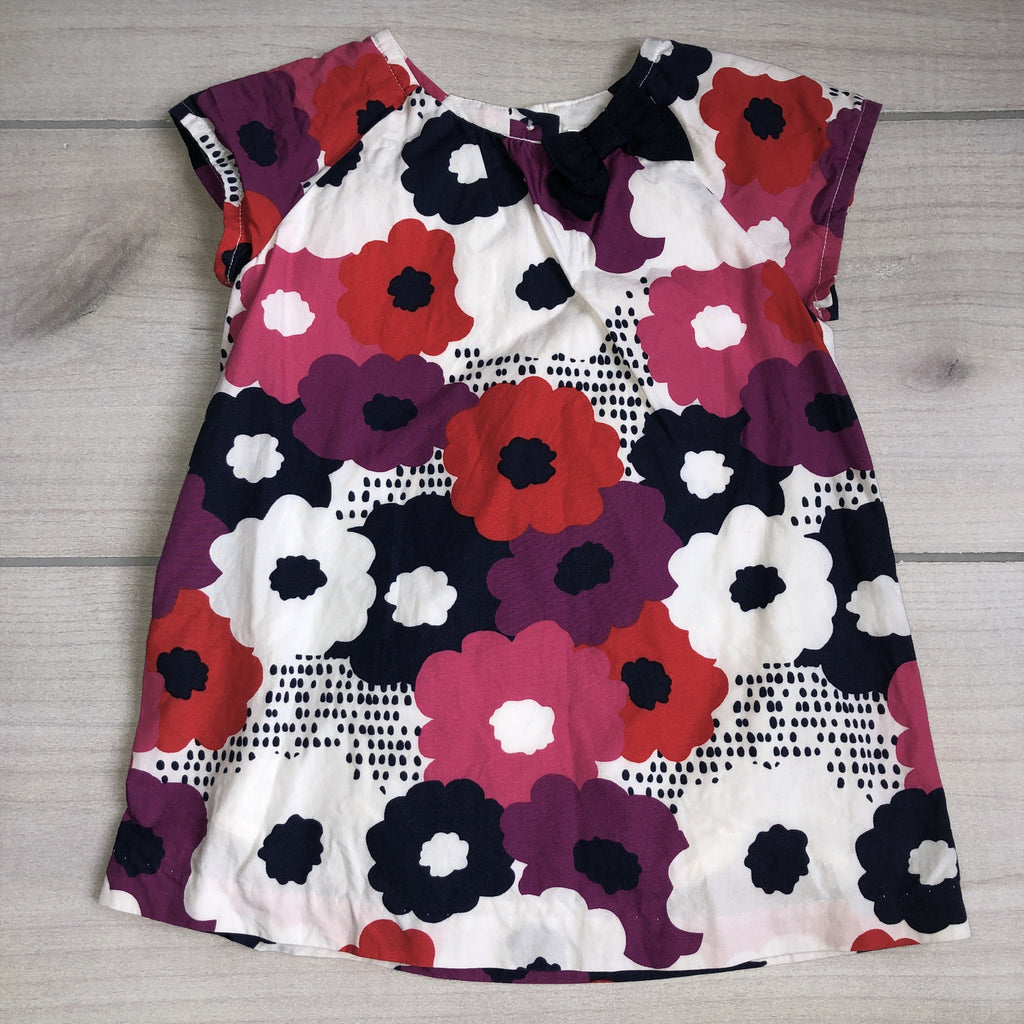 Gymboree Bright Floral Dress