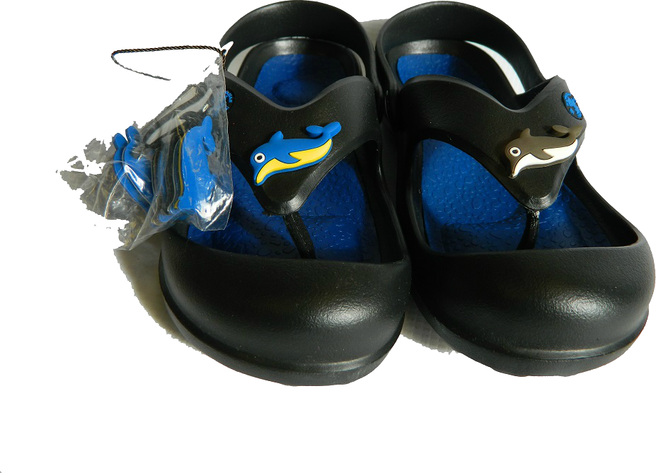 NEW!! Hawaiian JELLYBUGS®w/ neodymium magnet for Kids - Blue/Black NOW AVAILABLE!!