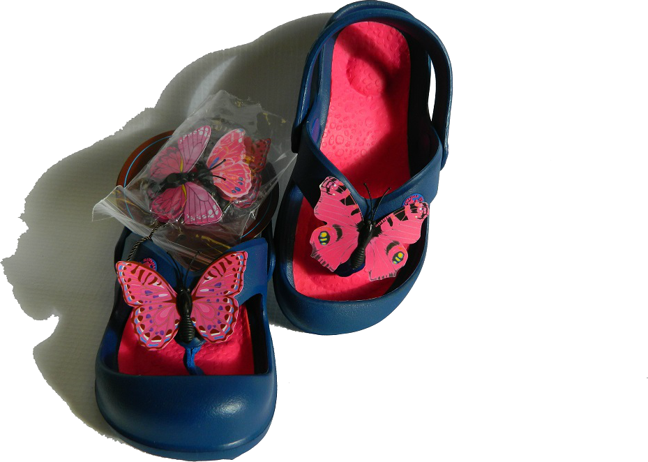 New! JELLYBUGS® for Kids - Blue/Pink