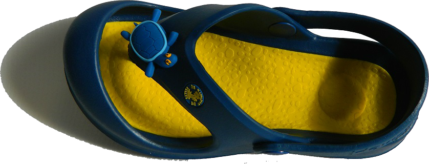 New! JELLYBUGS® for Kids - Blue/Yellow