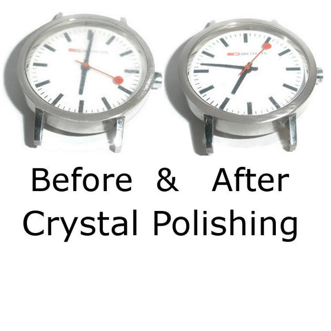 Watch Crystal Restoration