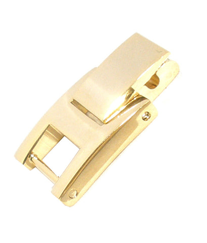 5mm Modified Stainless Steel Gold Plated H Clasp Will Fit RC Holly Infinity Bracelet