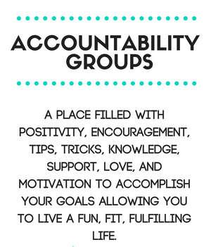 Accountability Group Resources for Success