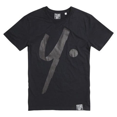 Black on Black T-Shirt - Icon