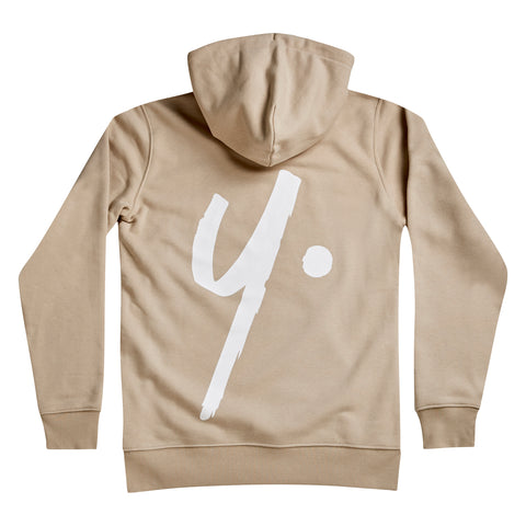 Sand Pullover Hoodie - Icon