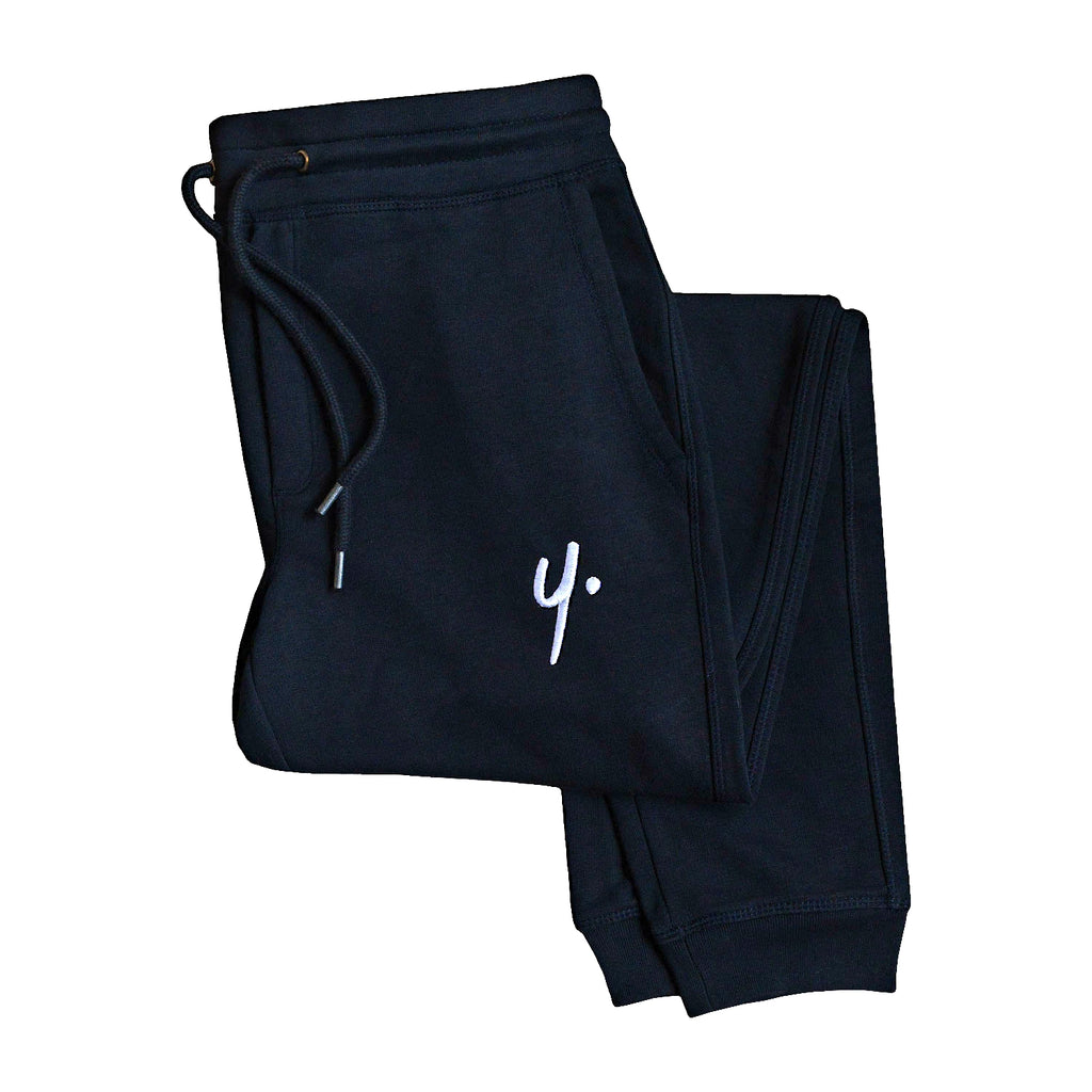 Black Joggers - Essential