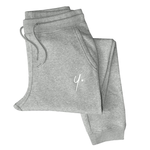 Grey Joggers - Essential