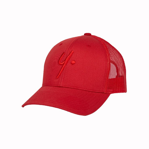 Red Snapback - Icon