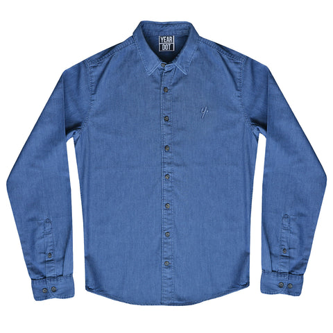 Denim Shirt - Stitch