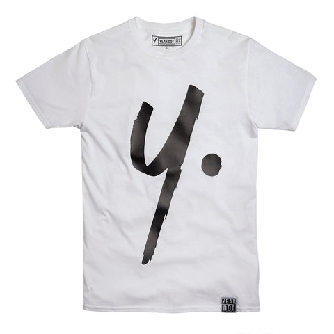 White T-Shirt - Icon