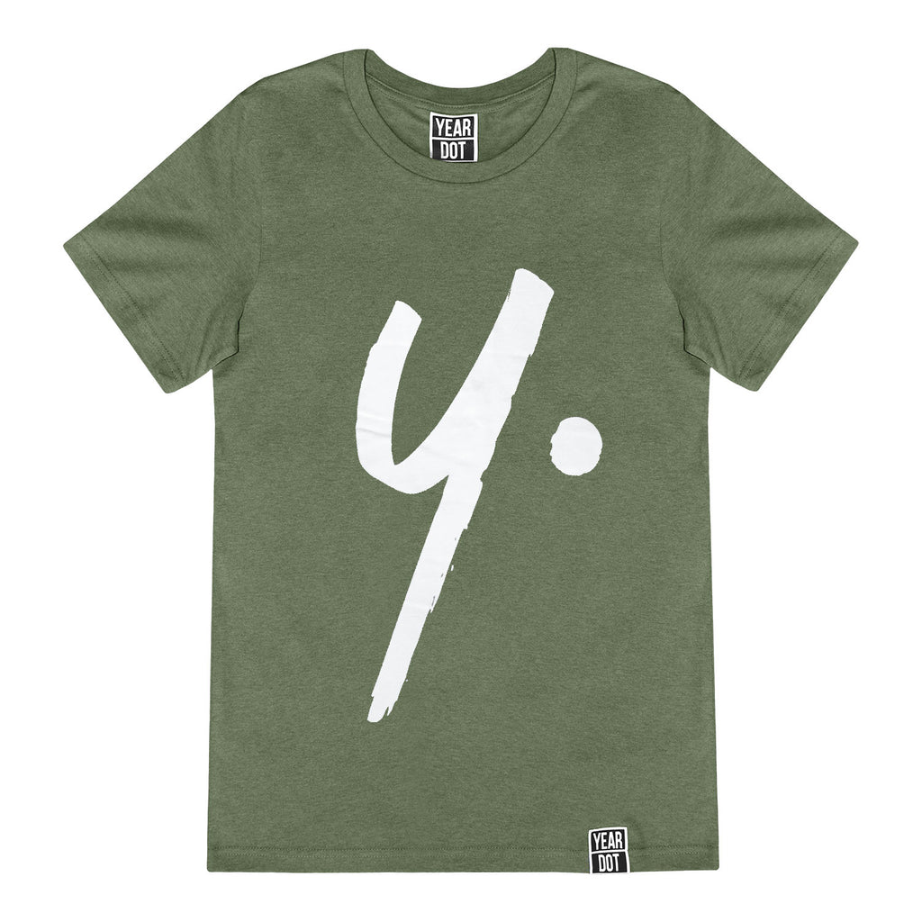 Khaki T-Shirt - Icon
