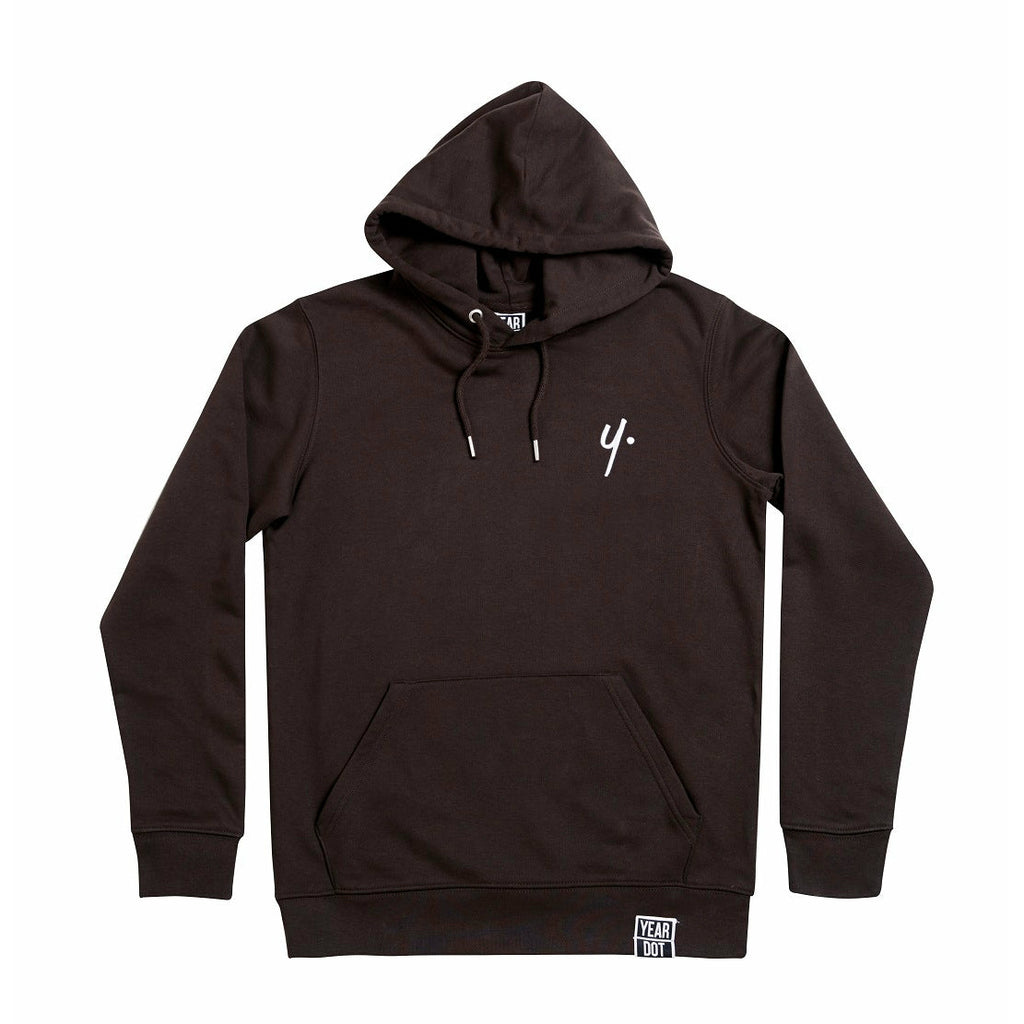 Chocolate Pullover Hoodie - Stitch