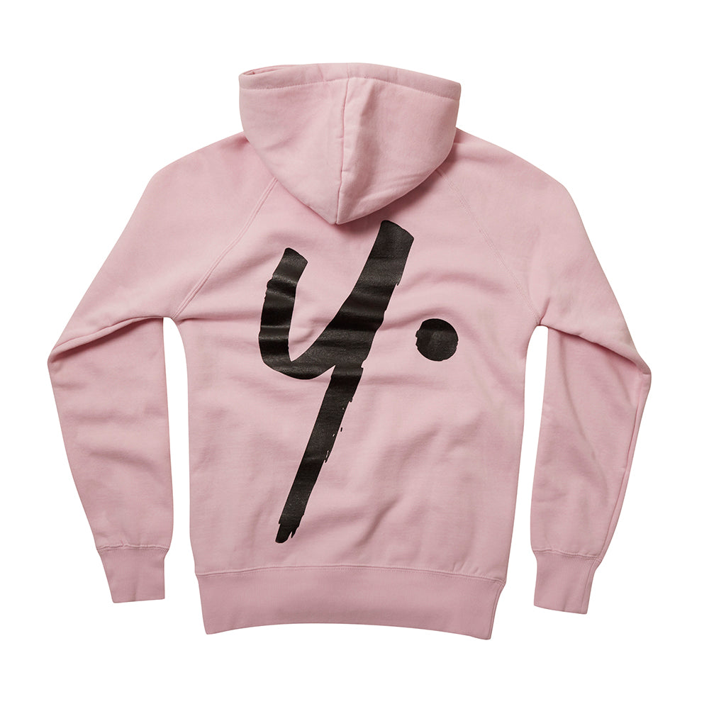 Pink Pullover Hoodie - Icon