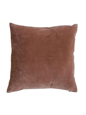 A-La Velvet Cushion Ostrich - 1love2hugs3kisses Ibiza