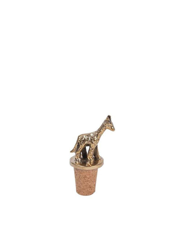 A-La Giraffe bottle stopper