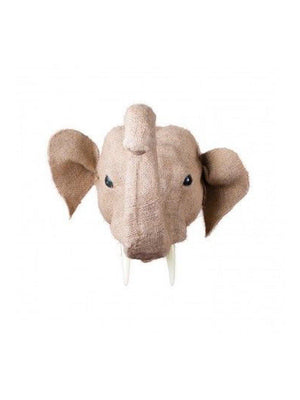 A-La Elephant Head Haathee Jute - 1love2hugs3kisses Ibiza