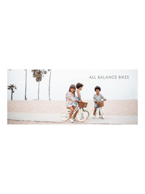 Banwood Balance Bike First Go White - 1love2hugs3kisses Ibiza