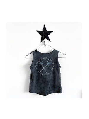 Pre Loved Children Of The Tribe No Sense Singlet - 1love2hugs3kisses ibiza