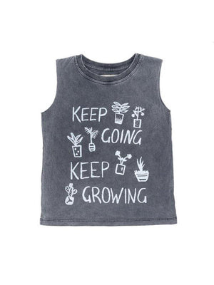 Children of the Tribe Keep Growing Muscle Tee - 1love2hugs3kisses Ibiza