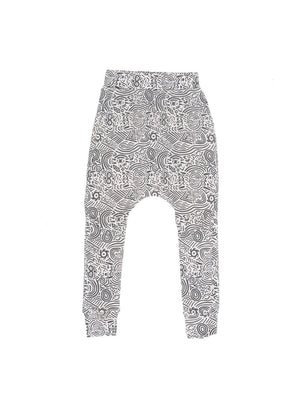 Children of the Tribe Stone Throw Drop Crotch Pants - 1love2hugs3kisses Ibiza