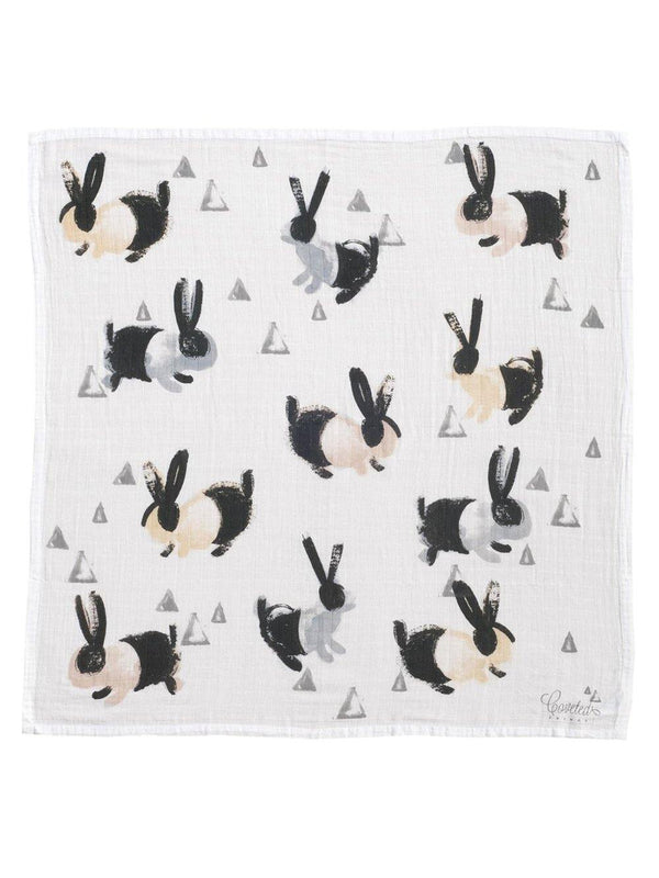 Coveted Things Bunny Organic Swaddle Scarf™ - 1love2hugs3kisses Ibiza