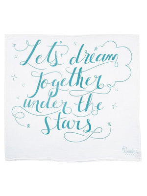 Coveted Things Dream Together Organic Swaddle Scarf™ - 1love2hugs3kisses Ibiza