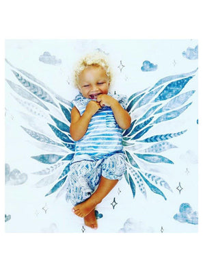 Coveted Things Wings Organic Swaddle Scarf™