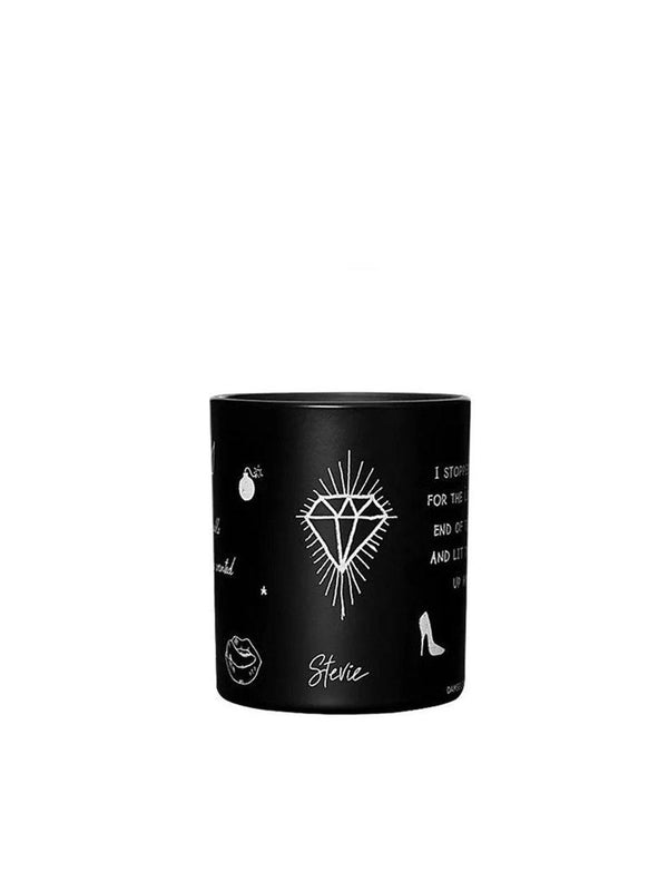 Damselfly Stevie - Large Candle - 1love2hugs3kisses Ibiza